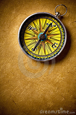 Free Compass Royalty Free Stock Images - 4554399