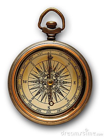 Free Compass Royalty Free Stock Photography - 7204817