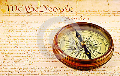 Compass and American Constitution