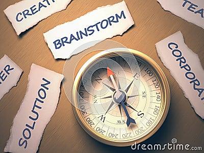 Compass Brainstorm