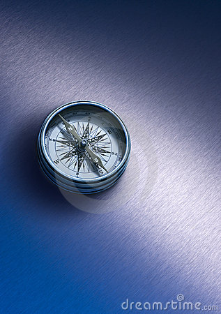 Free Compass Business Strategy Psychology Stock Image - 11808301