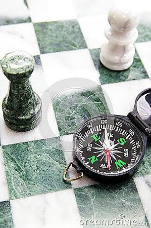 Compass chess