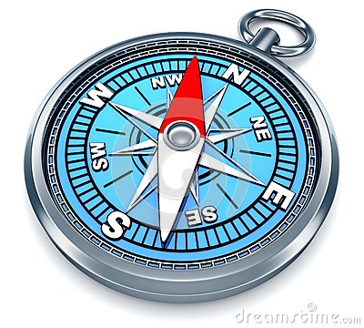 Compass 3d Stock Photography Image 32004992