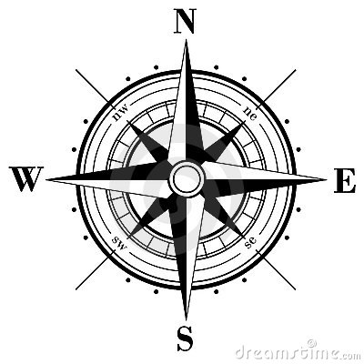 Free Compass Rose Stock Images - 6251464