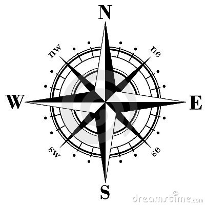 Image Result For World Map Compass