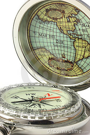 A Compass to Explore the World