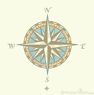 Compass Windrows