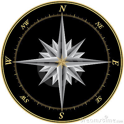 Free Compass3 Royalty Free Stock Photo - 4595605