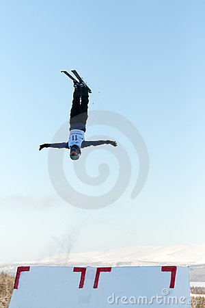 Competitions Freestyle Editorial Image