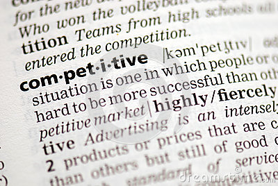 Competitive definition