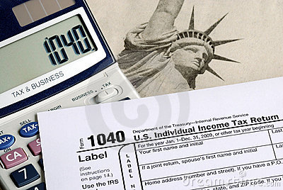 Complete the income tax return