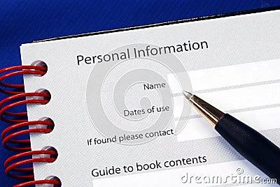 2.- Ficha de Información Personal - Control Escolar_N3N