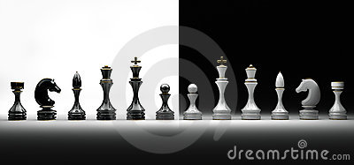 Complete set of chess