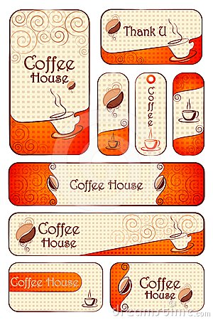 Complete Template for Cafe