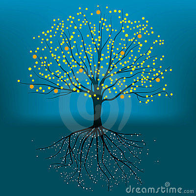 Complete tree (vector)