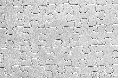 Completed jigsaw puzzle