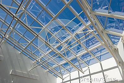 Complex modern roof
