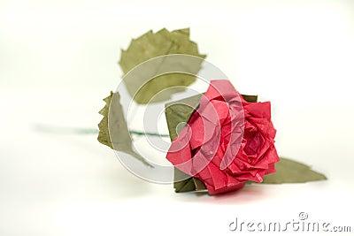 BASIC ORIGAMI ROSE « EMBROIDERY & ORIGAMI - photo#12