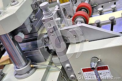 Complex packaging machine working