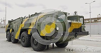 Complexe Elbrus de missile Musée d'équipement militaire clips vidéos