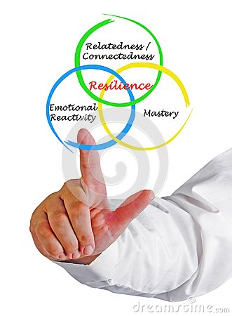 Free Components Of Resilience Royalty Free Stock Photo - 110940545