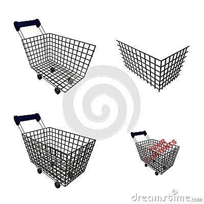 Composable Einkaufswagen