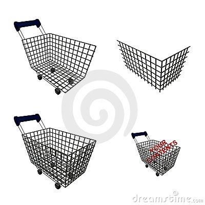 Composable shopping cart