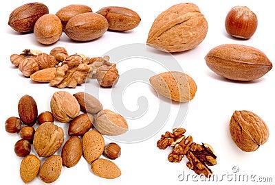 Composite nuts