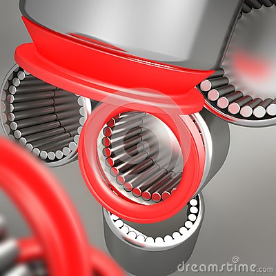 Composition of bearings