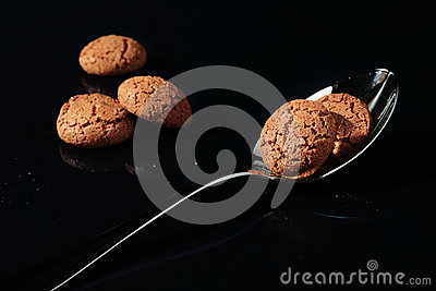 Composition of biscuits