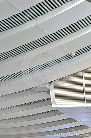 Composition and pattern of modern building