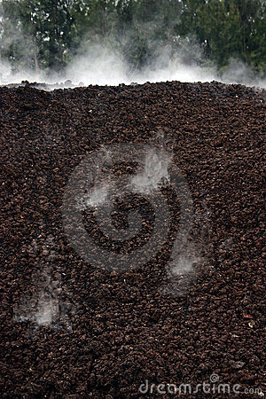 Compost fermentation