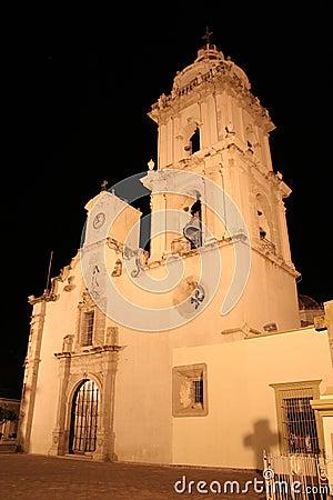 Compostela church