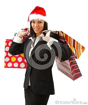 Compra do Natal