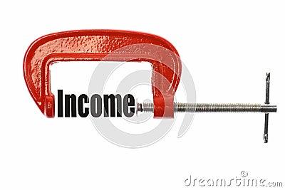 Compress income