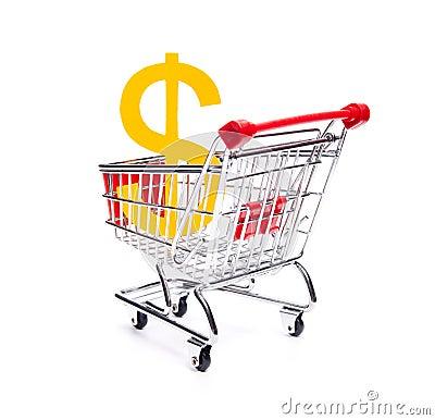 Compri la valuta del dollaro