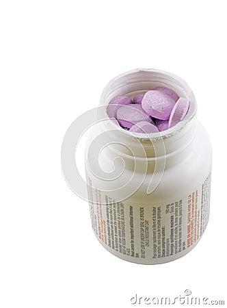 Comprimidos 3 da medicina