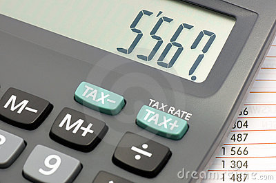 Computation on a calculator