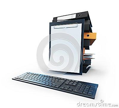 Computer archive folders