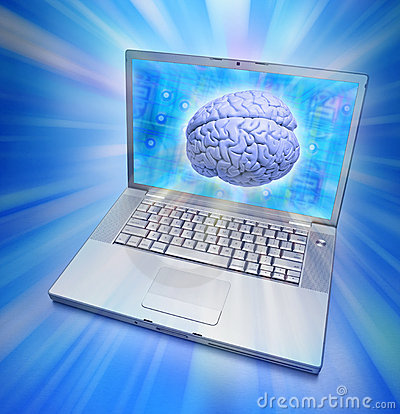 Computer Brain Artificial Intelligence