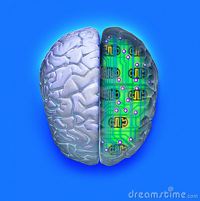 Computer Brain Circuit Technology