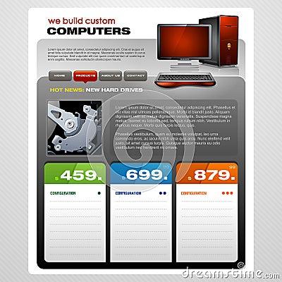 Computer Brochure