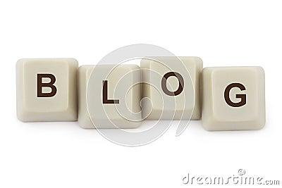 Computer buttons Blog