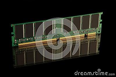 Computer chips RAM