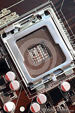 Computer CPU Socket