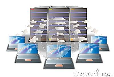 Computer data center