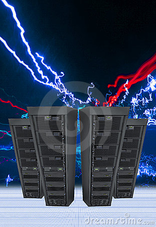 Computer Data Servers