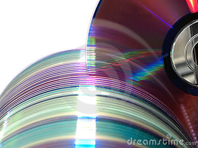 Computer discs data library