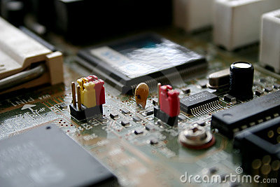 Computer electronic parts