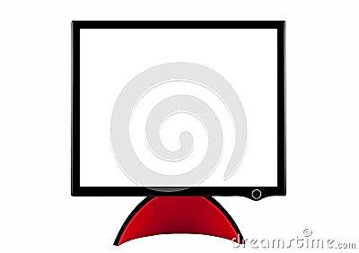 Computer flat screen